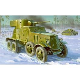 Šarvuotas automobilis BA-3