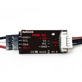 OSD Telemetrijos modulis PRM-03