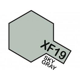 """Matiniai pilko dangaus dažai """"XF19"""""""