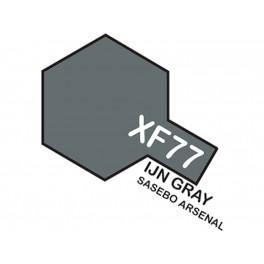 """Matiniai pilki dažai """"XF77"""" Japonų laivyno pilka)"""