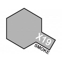 """Skaidrūs dūmų dažai """"X19"""""""