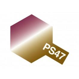 """Dažai kėbului """"PS-47"""" rožiniai/auksiniai chameleonas"""