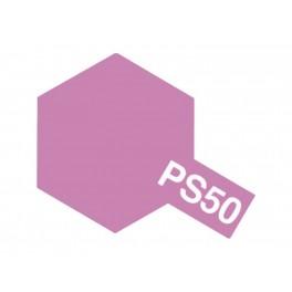 """Dažai kėbului """"PS-50"""" rožiniai """"anoduotas aliuminis"""""""