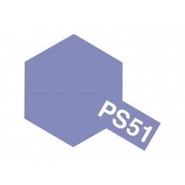 """Dažai kėbului """"PS-51"""" violetiniai """"anoduotas aliuminis"""""""