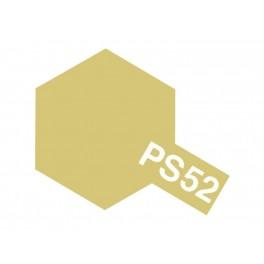 """Dažai kėbului """"PS-52"""" auksiniai """"anoduotas aliuminis"""""""