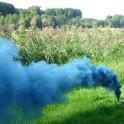 """""""Dūmius 3"""" spalvotų dūmų generatorius - mėlynas"""