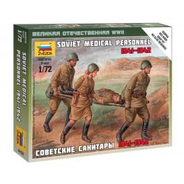 Sovietų karo lauko medikai 1941-1942