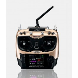 10-channel AT9S transmitter + receiver R6DS