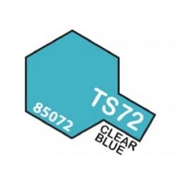 """Dažai stendiniams modeliams """"TS-72"""" skaidrūs mėlyni"""