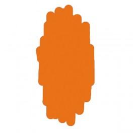 Pigmentas dervai, oranžinis