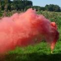 """""""Dūmius 3"""" spalvotų dūmų generatorius - rožinis"""