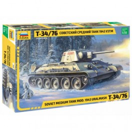 Tank T-34/76