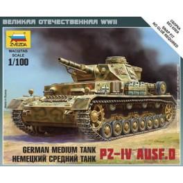 """Tankas """"Panzer IV"""" H"""