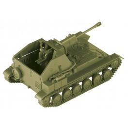 Savaeigė artilerija SU-76M
