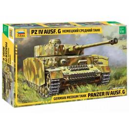 Tankas Sd.Kfz.161/2 Pz Kpfw. IV modelis G