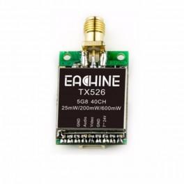 5,8 GHz video siųstuvas TX526