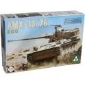 Tankas AMX-13/75 2in1 1/35