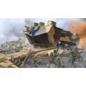 Prancūzų tankas Saint-Chamond 1/35