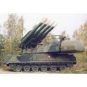 Savaeigis raketinis įrenginys 9K37M1 BUK 1/35