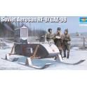 Sovietines Aerorogės RF-8 1/35