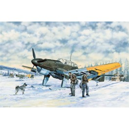Junkers Ju-87B-2/U-2 Stuka
