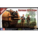 German SPG Crew 1/35