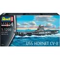 U.S.S. Hornet CV-8 1/1200