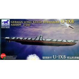 Povandeninis laivas Type U-IX B