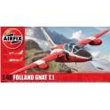 Lėktuvas Folland Gnat T.1