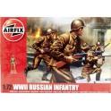 Soviet infantry 1/72