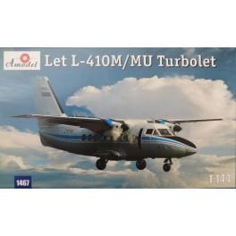 Let L-410M/MU Turbolet
