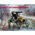 Model T 1912 Commercial Roadster America