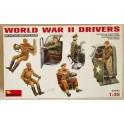 Antrojo pasaulinio karo vairuotojai