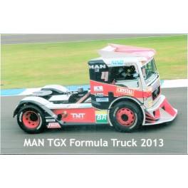 MAN TGX Formula Truck 2013