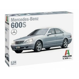 Mercedes Benz 600S
