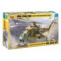 Helicopter Mil Mi-24V/VP Hind E