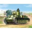 Sovietų sunkusis tankas T-28