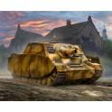 Savaeigė artilerija Sturmpanzer IV Brummbar