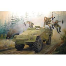 Šarvuotas transporteris BTR-40