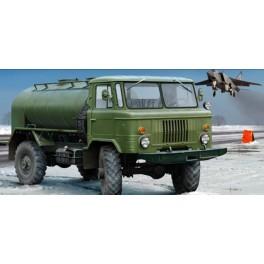 Sunkvežimis GAZ-66 naftovežis