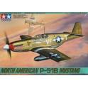 Lėktuvas P-51B Mustang