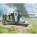 88mm Patranka Flak 36/37 su įgula