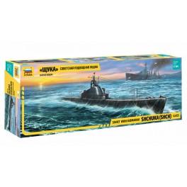 Povandeninis laivas SHCHUKA Щ-402