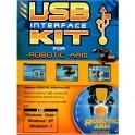 Roboto manipuliatoriaus USB sąsaja