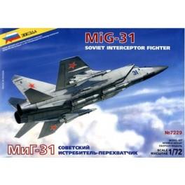 Lėktuvas MIG-31