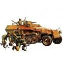 šarvuotas transporteris 251/1 Hanomag