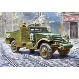 """Šarvuotas transporteris M-3 """"Scout"""""""