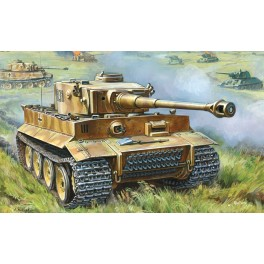 Tankas Tiger I E
