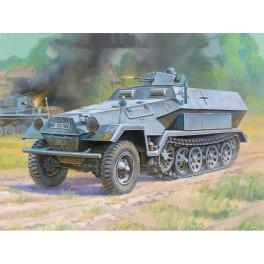 Transporteris Sd.Kfz.251/1 B