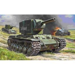 Tankas KV II